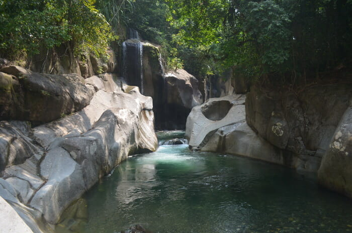 Air terjun Nyarai