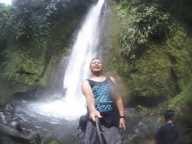Tersembunyi, Tempat Wisata di Malalak Air Terjun Langkuik Tinggi