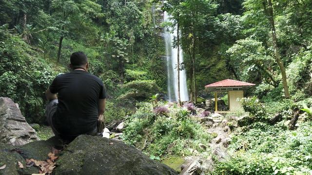 Air Terjun Batang Nango, Pesona Tempat Wisata di Pasaman Barat