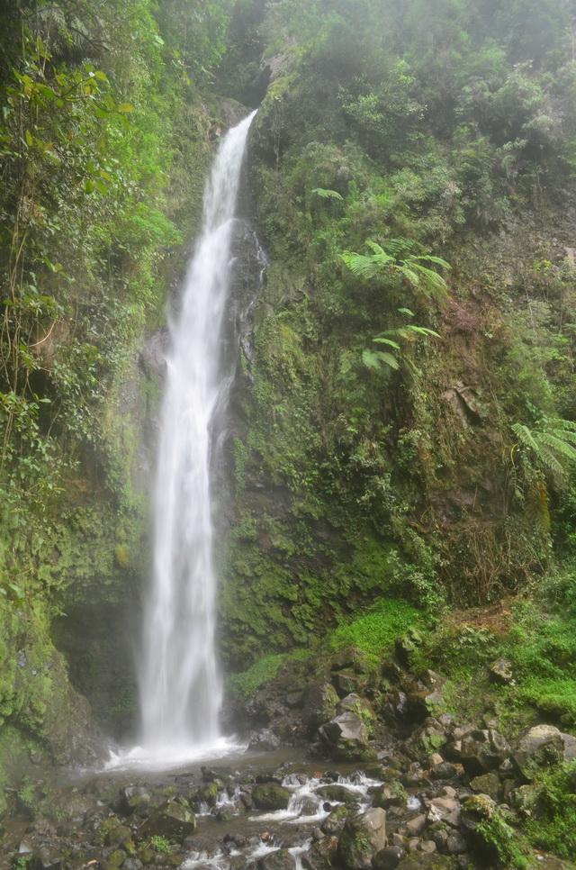 Menjajal Tempat Wisata di Agam, Air Terjun Badorai