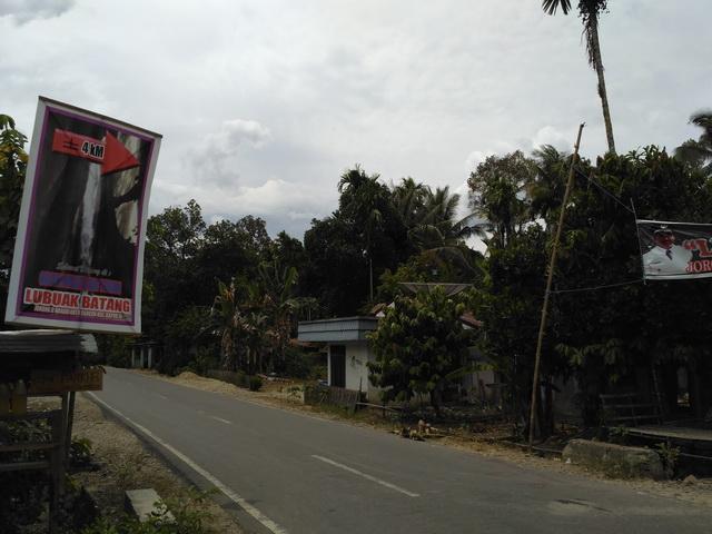 Air Terjun Lubuk Batang, Pesona Tempat Wisata Lima Puluh Kota