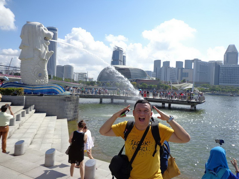 backpacker ke singapura gan